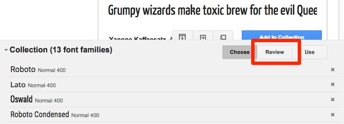 一覧表示Google_Fonts