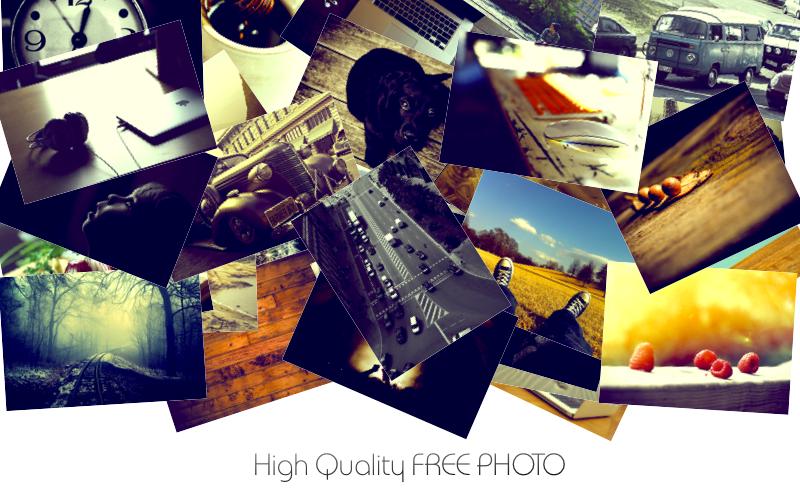 クオリティの高い写真素材を無料配付している神サイト